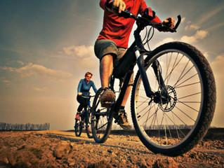 การปั่นจักรยานที่ถนอมหัวเข่า