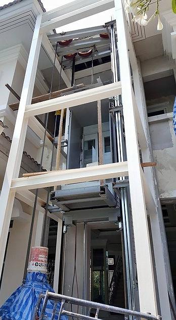 เก้าอี้เลื่อนขึ้นบันได ลิฟต์บันได อุปกรณ์ช่วยเหลือผู้สูงอายุ