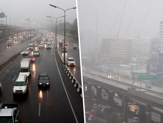 อธิบดีกรมอุตุนิยมวิทยา ยืนยัน วันนี้พื้นที่กรุงเทพฯ ฝนตกตลอดทั้งวัน