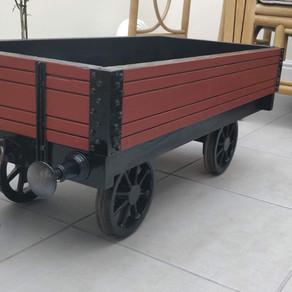 Standard Gauge Trucks - Nick