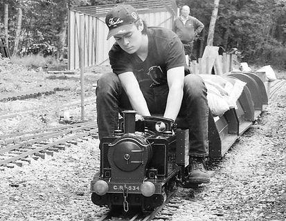Portable Miniature Railway