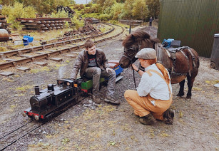 GLMR Tanfield Portable Railway