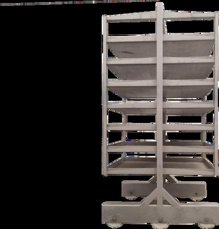 Carretilla de 8 niveles