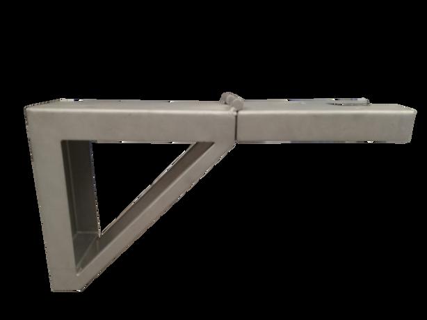Agitador de propela con base