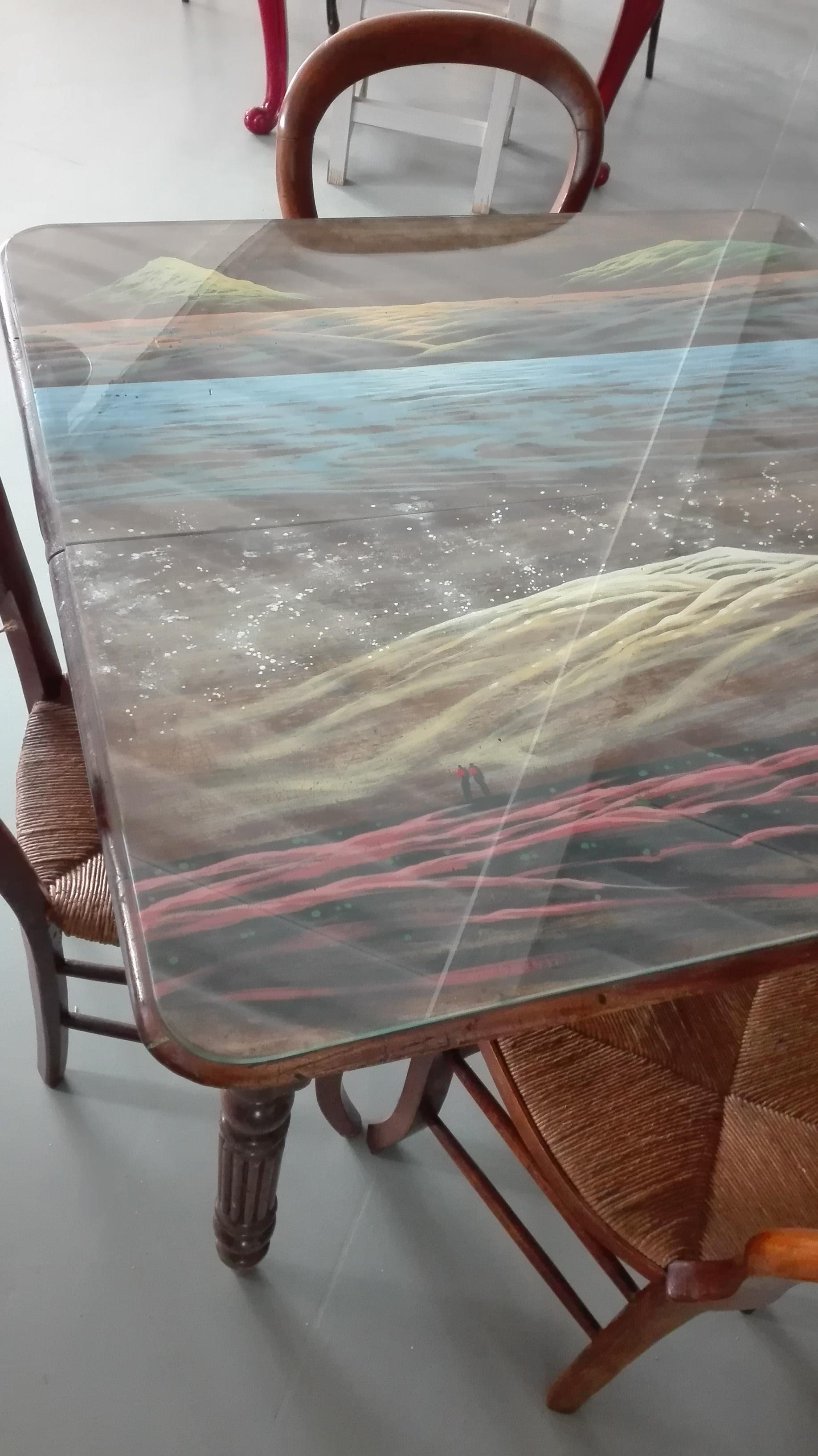 Tavolo Antico in Legno