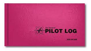 ASA - Pilot Log Pink | ASA-SP-INK