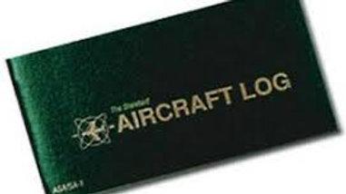 ASA Aircraft Logbook [SA1] *NEW* Softcover