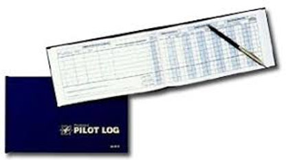 STANDARD PILOT LOG HRDCVR NAVY ASA-SP-57
