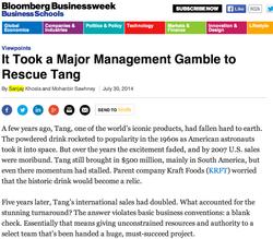 Bloomberg, Sanjay Khosla