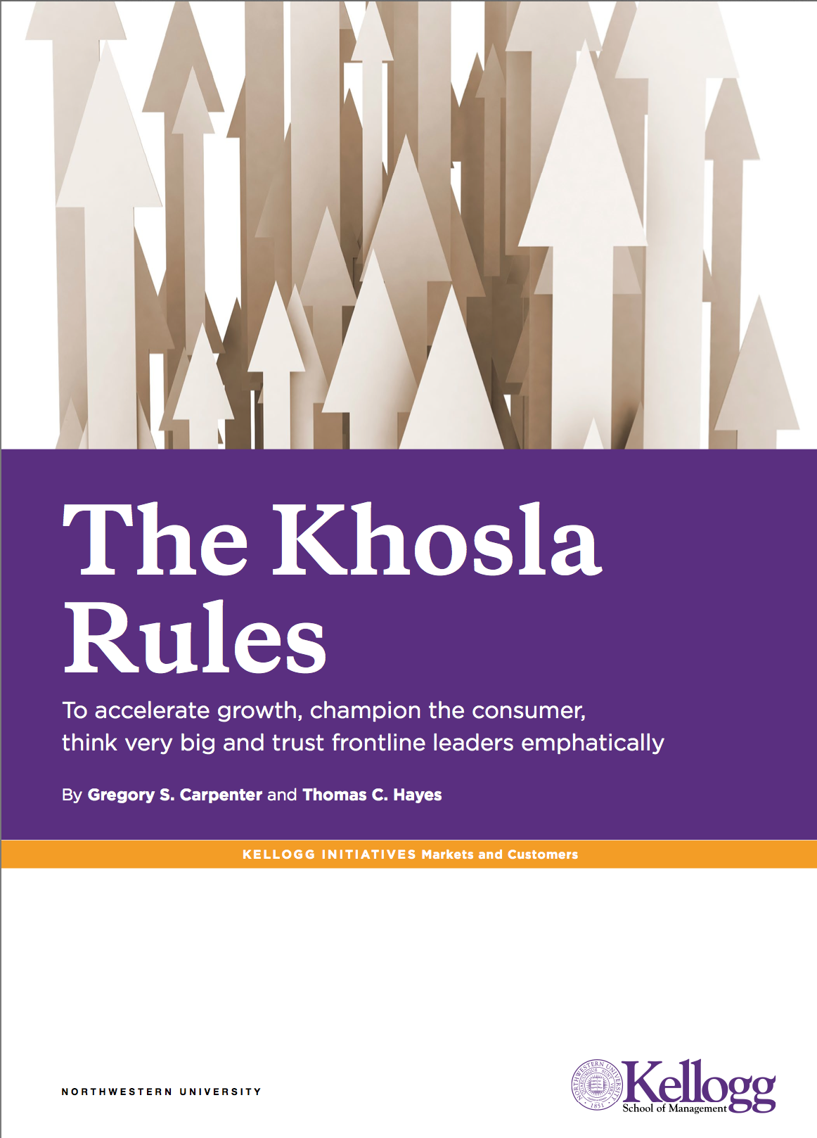 The Khosla Rules