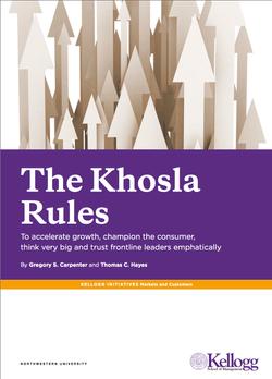 The Khosla Rules