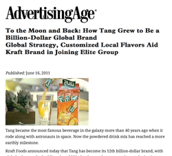 Tang - Ad Age