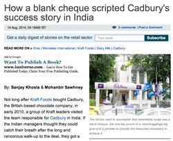 Economic Times - Sanjay Khosla