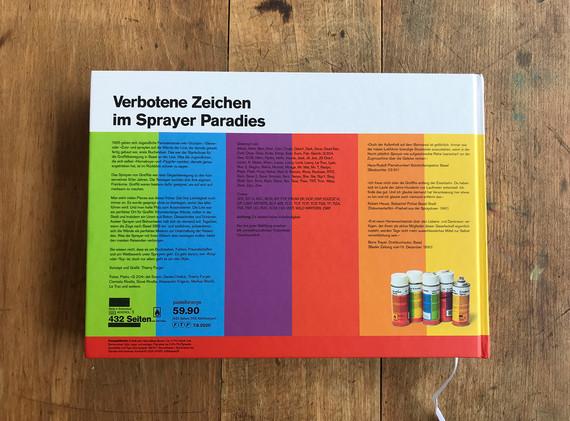 Verbotene Zeichen im Sprayer Paradies
