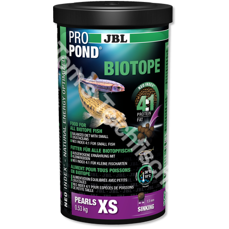 JBL ProPond Biotope XS
