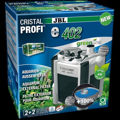JBL CristalProfi e402 greenline 40-120L 4W