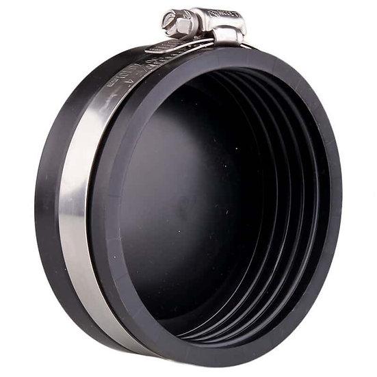 Flexible Endkappe aus EPDM-Kautschuk 63 mm