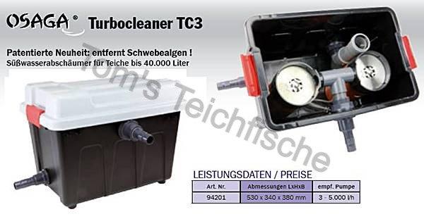 Turbocleaner TC3
