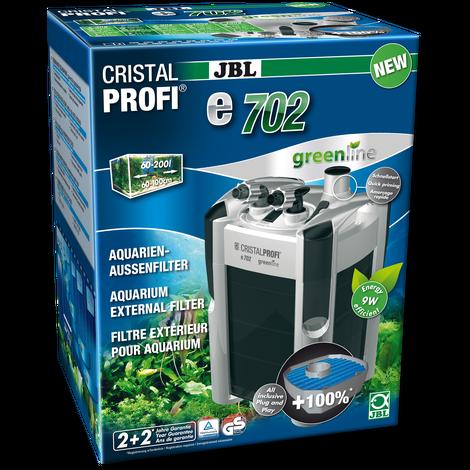 JBL CristalProfi e702 greenline 60-200L 9W