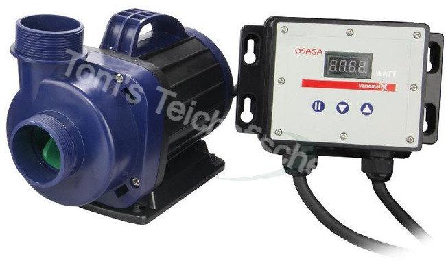 Osaga Teichpumpe Variomatix OHE-22000 VX
