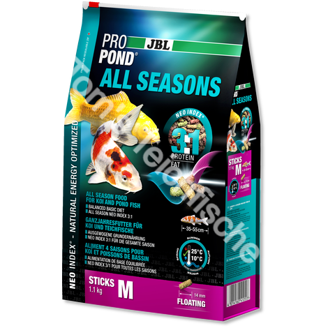 JBL PROPOND ALL SEASONS M 24 L