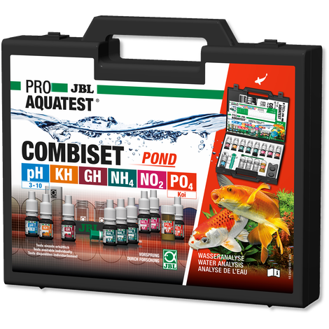 JBL ProAquaTest Combi Set Pond