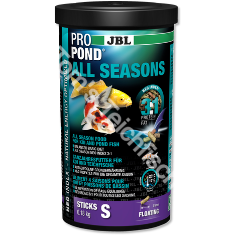JBL ProPond All Seasons S 24 L
