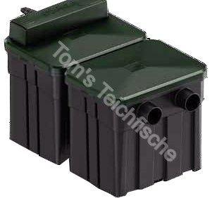 Kompakt-Teichfilter für 20.000L *)