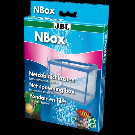 JBL NBox Netzablaichkasten für besseres Wachstum der Jungfische