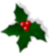 Holly Clipart Small 2.png