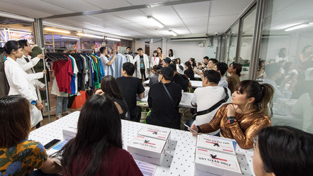 Dry Clean Only Workshop