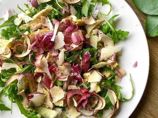 Olio Extravergine d'Oliva e insalate: i Migliori Abbinamenti