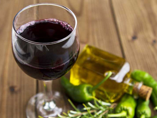 Buon Olio e Buon Vino viaggiano in Coppia