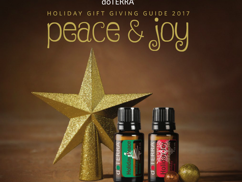 Holiday Treats for Natural Wellness