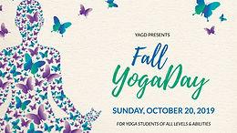 Fall Yoga Day