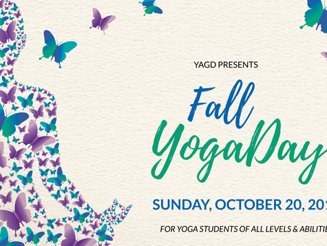 Fall Yoga Day