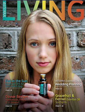 Summer Living with Essential Oils: Natural Wellness