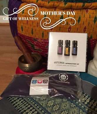 Mother's Day Yoga Package