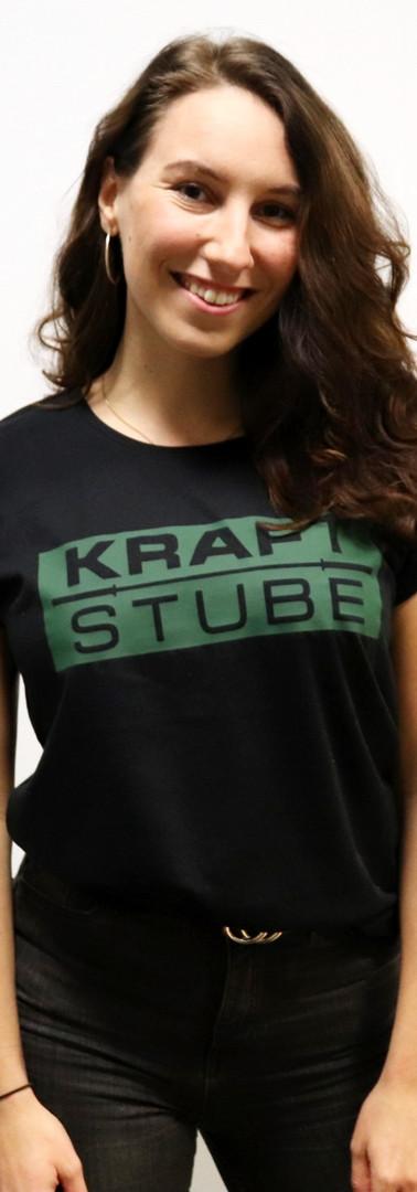 "Kraftstuben Extended Shoulder T-Shirt ""Block"