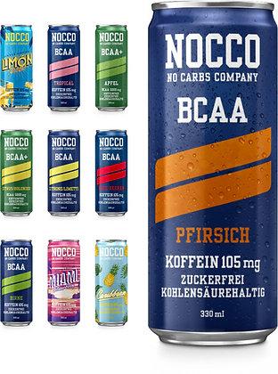 NOCCO BCAA & BCAA+ | inkl.Pfand