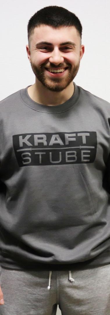 "Kraftstuben Sweater ""Block"""