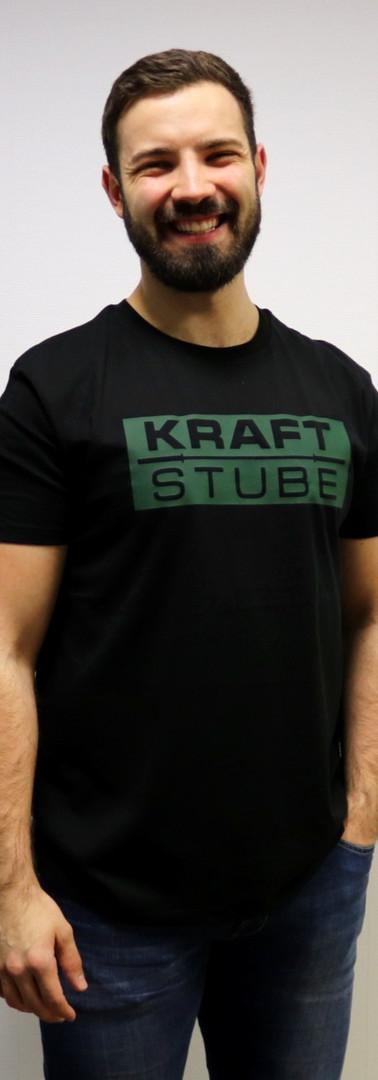 "Kraftstuben Organic T-Shirt ""Block"""