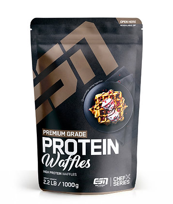 ESN Protein Waffeln | 1000g