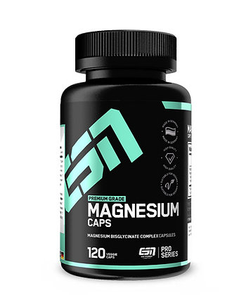 ESN Magnesium   120Kaps.