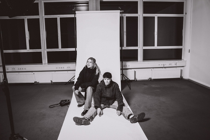 Emma Domann & Emile Ruepp