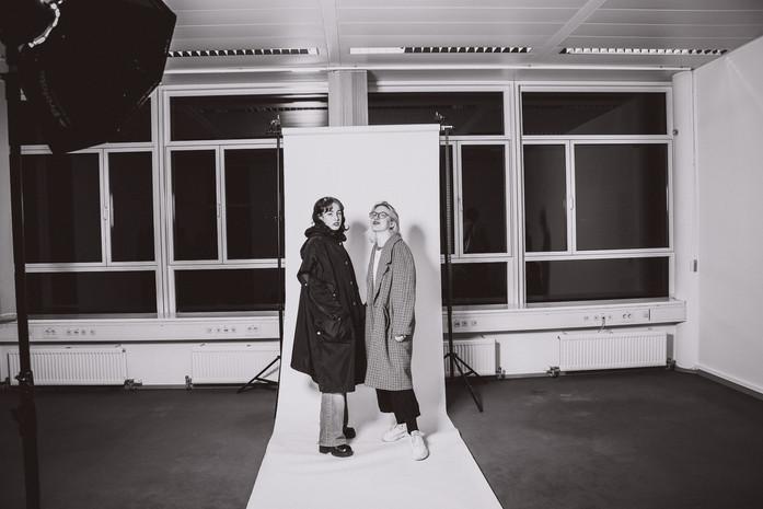 Lucia Meyerratken & Laura Schnitzer