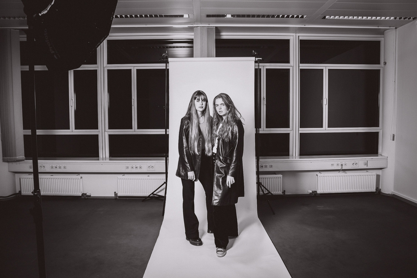Sofia Guggenberg & Ella Niessen