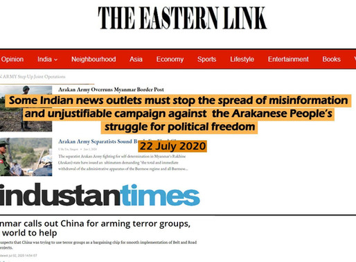 Some Indian news outlets must stop the spread of misinformation and unjustifiable campaign