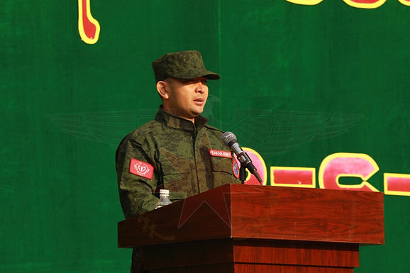 Speech by Commander-In-Chief at 11TH anniversary day of arakan army
