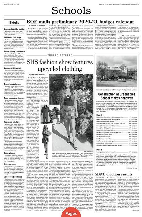 Page I-07 | e-Edition | scarsdalenews.co